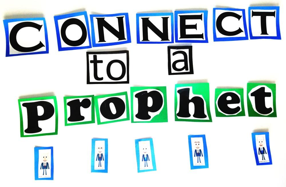 Connect to a prophet box connect title