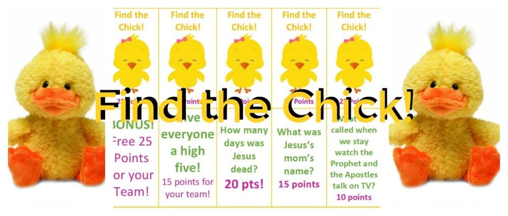 Find the Chick header