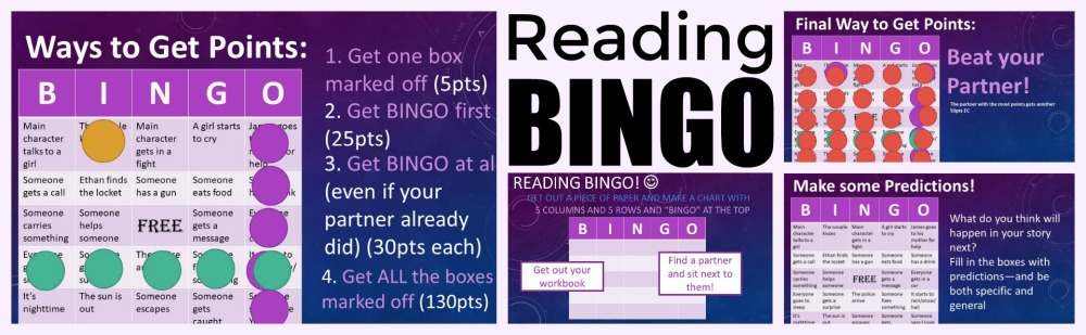 Reading Bingo FB header